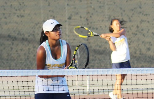 Girls Varsity Tennis 2