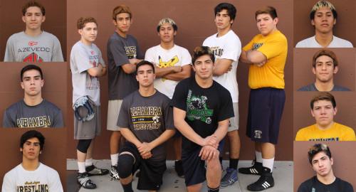 wrestling CIF